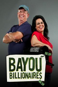 poster for Bayou Billionaires