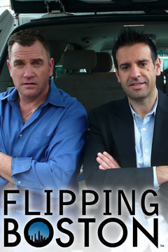 poster for Flipping Boston