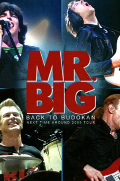 Mr. Big: Back to Budokan