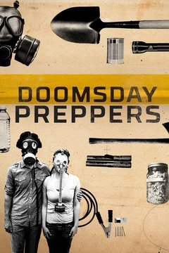 poster for Doomsday Preppers