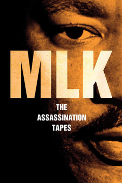poster for MLK: The Assassination Tapes