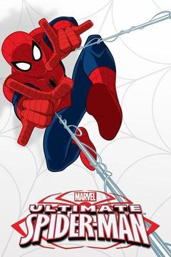 poster for Ultimate Spider-Man