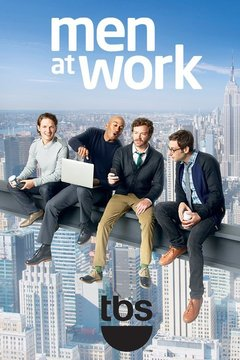 poster for Men at Work