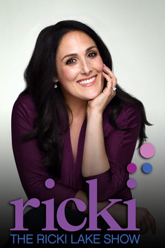poster for The Ricki Lake Show