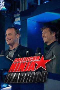poster for American Ninja Warrior