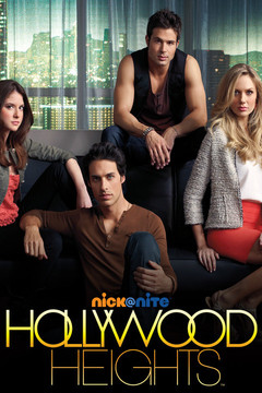 poster for Hollywood Heights