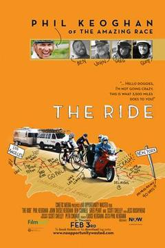 poster for The Ride