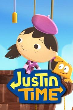 poster for Justin Time