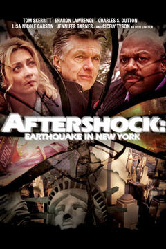 poster for Aftershock: Earthquake in New York