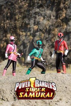 poster for Power Rangers Super Samurai