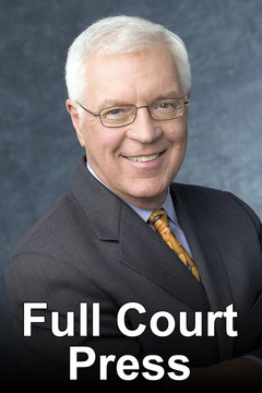 poster for Full Court Press: The Bill Press Show