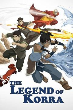 poster for The Legend of Korra
