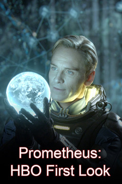 poster for The Making Of: Prometheus