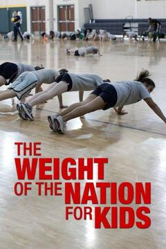 poster for The Weight of the Nation for Kids