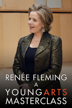 poster for Renée Fleming: A YoungArts Masterclass