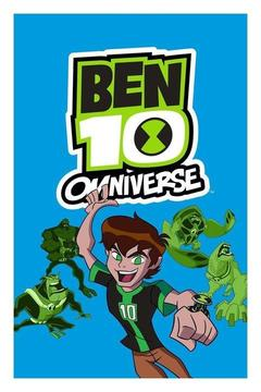 poster for Ben 10: Omniverse