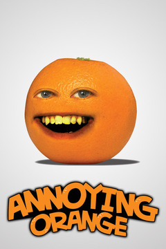 poster for Annoying Orange