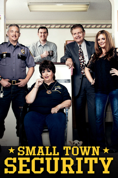 poster for Small Town Security