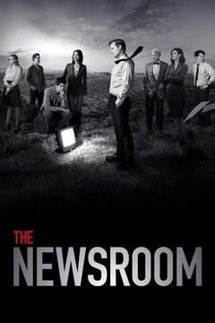 poster for The Newsroom