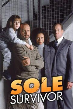 poster for Dean Koontz's Sole Survivor