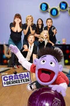 poster for Crash & Bernstein