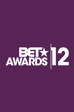 poster for The BET Awards 2012