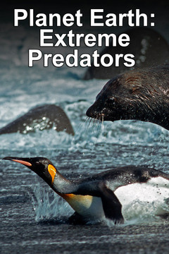 poster for Planet Earth: Extreme Predators