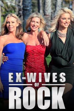 poster for Ex-Wives of Rock