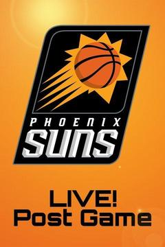 poster for Suns Live! Post Game