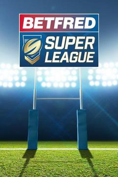 poster for Super League Rugby