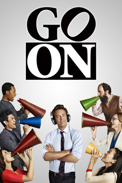 poster for Go On