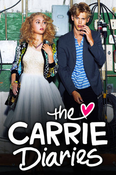 poster for The Carrie Diaries