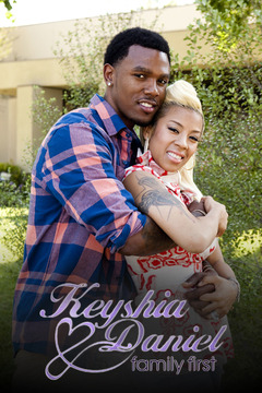 poster for Keyshia & Daniel: Family First