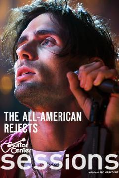 poster for All American Rejects: Guitar Center Sessions