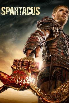 poster for Spartacus: War of the Damned
