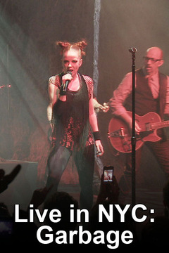 Live in NYC: Garbage