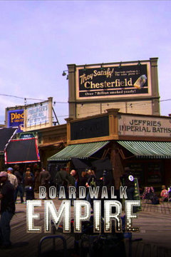poster for Boardwalk Empire: Extras