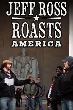 poster for Jeff Ross Roasts America
