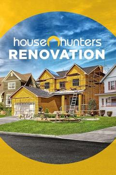 poster for House Hunters Renovation