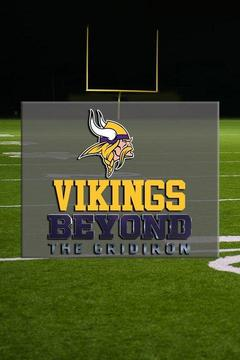 poster for Vikings: Beyond the Gridiron
