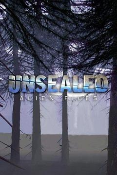poster for Unsealed: Alien Files