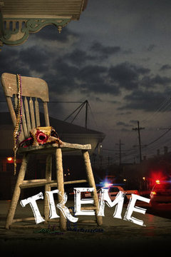 poster for Treme: Extras