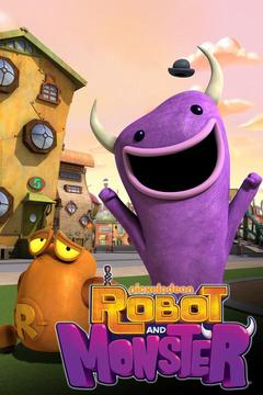 poster for Robot and Monster