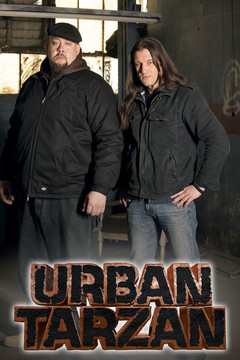 poster for Urban Tarzan