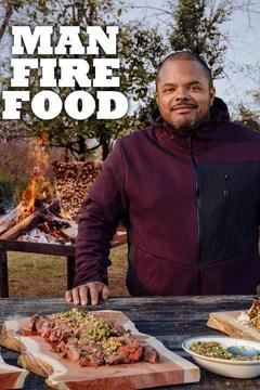 poster for Man Fire Food