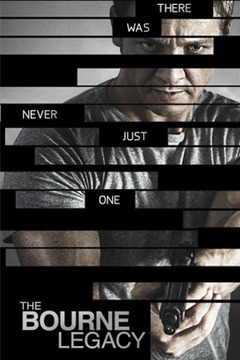 poster for Bourne Legacy: Extras