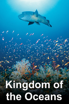 poster for Kingdom of the Oceans