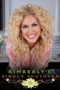 poster for Kimberly's Simply Southern