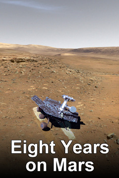 poster for Eight Years on Mars