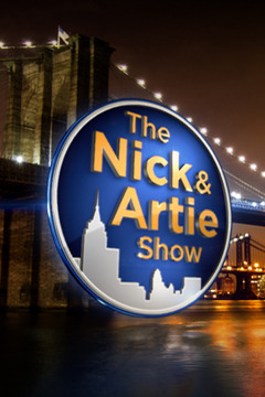 poster for The Nick & Artie Show